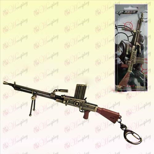CrossFire Tilbehør tjekkisk-stil let maskingevær (Bronze)