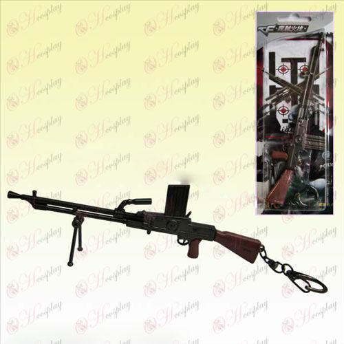 CrossFire Accessories Czech-style light machine gun (black)