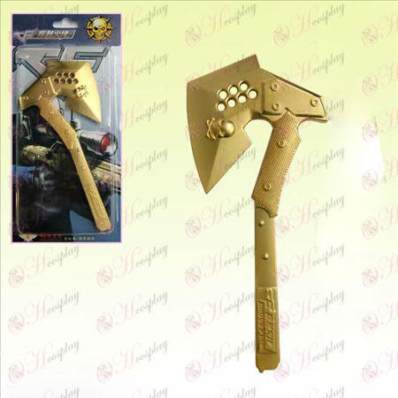 CrossFire Acessórios Médio machado (Gold)