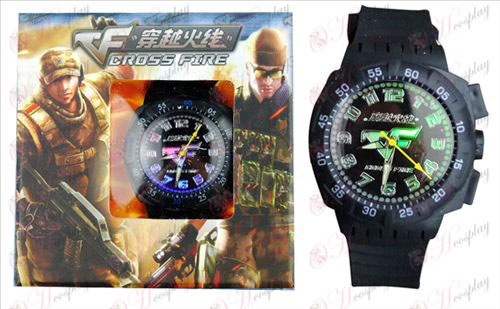 CrossFire Acessórios Relógios