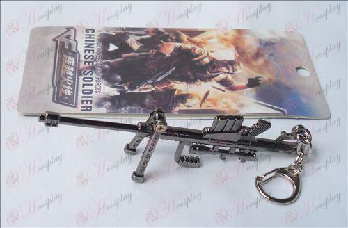 CrossFire Accessori Gun Buckle