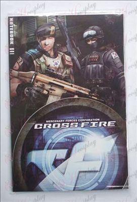CrossFire Αξεσουάρ Notebook