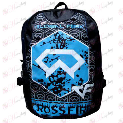 CrossFire Accessoires Rugzak (cf blauw)