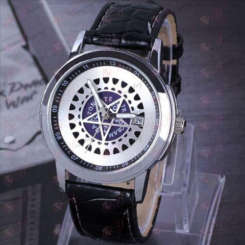 Black Butler Accesorios Compact Calendario Relojes suspensión