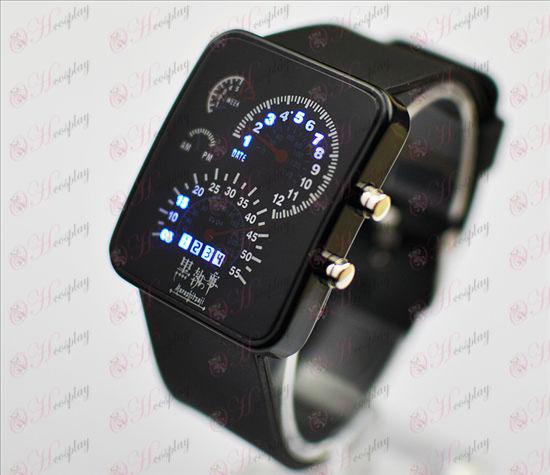 (05) Black Butler Tilbehør-meter parabol watch