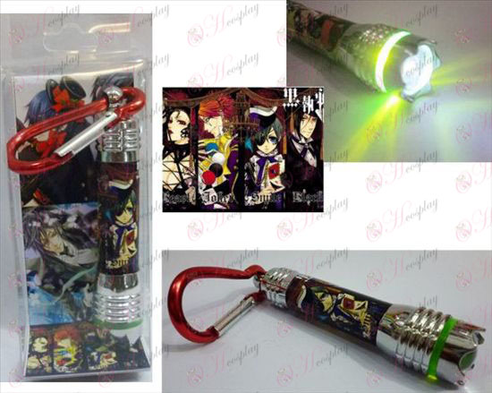 Black Butler Accessories Mini Flashlight Halloween Accessories Online Store