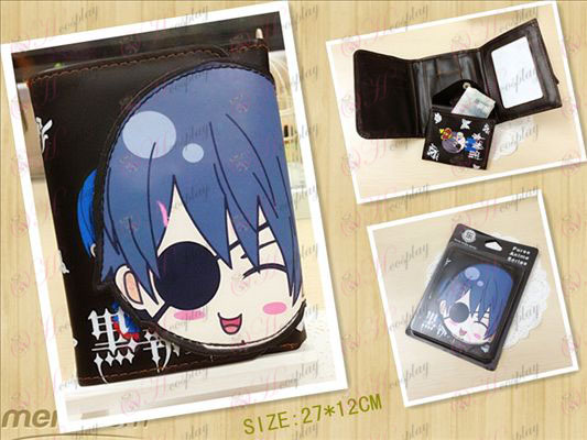 Black Butler Accessories Shire bulk wallet