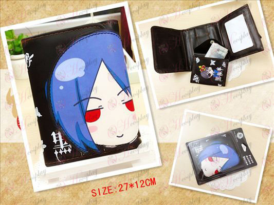 Black Butler Accessories housekeeper bulk wallet