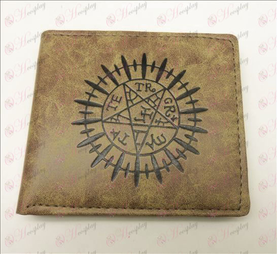 Black Butler Accessories matte wallet