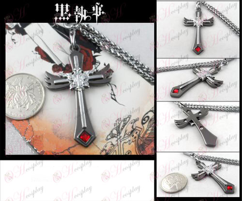 Black Butler Accessories Strap gun color