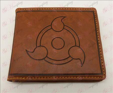 Naruto napišite okrogle oči denarnico (Jane)