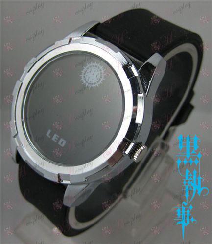 Persoonlijkheid scrolling LED-Black Butler Accessoires