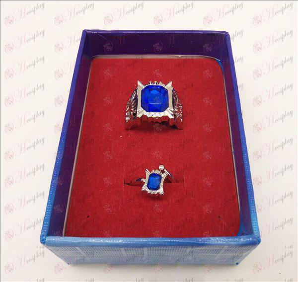 DBlack Butler Accessoires paar ringen