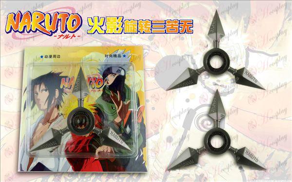 Naruto pyörivä kolme katkera ole ase väri