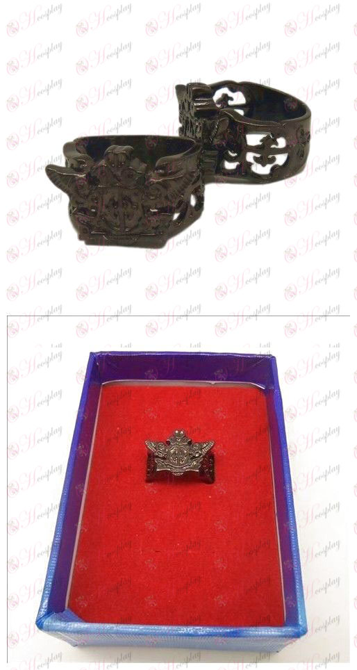 DBlack Butler Accessories Blackhawk Ring
