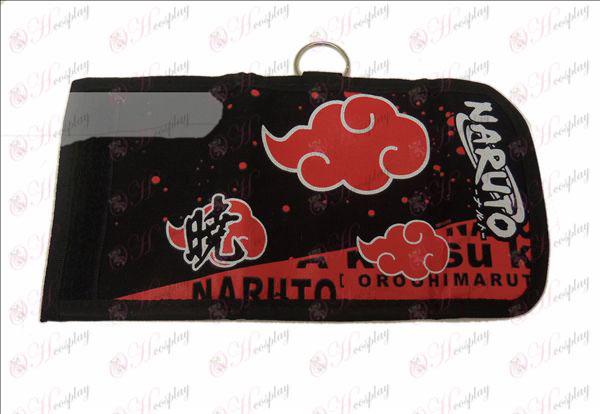 Dva krat denarnica hijab (Naruto Xiao)