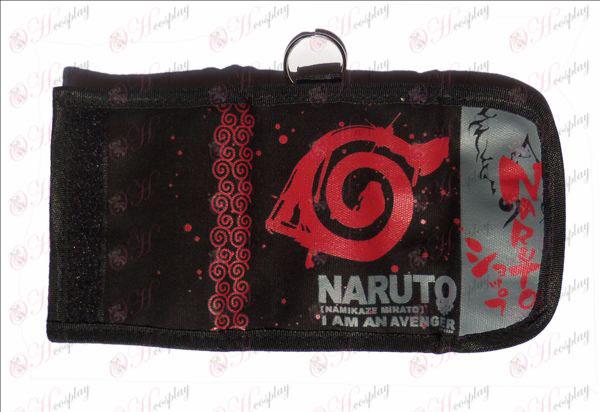 Två gånger plånbok hijab (Naruto Konoha)