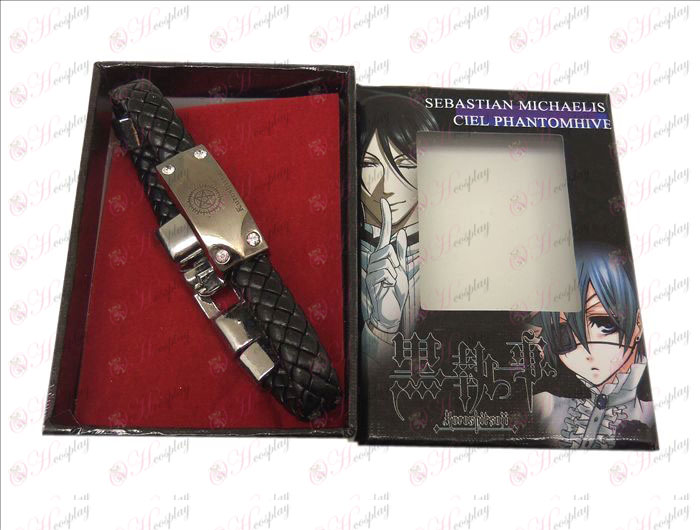 DBlack Butler Accessories Compact Hand Strap (diamond)