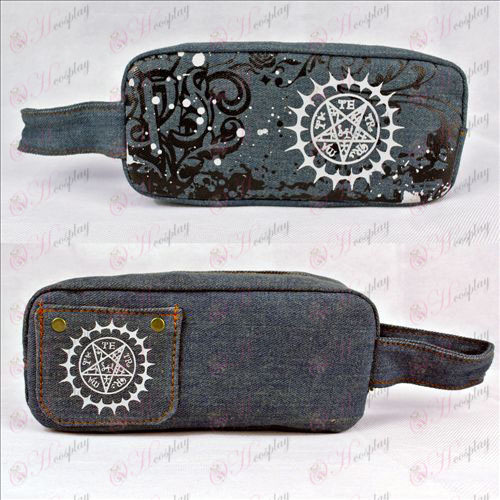55-39 # 28 Matita # Black Butler Accessori