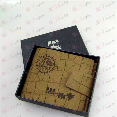 Black Butler Accessories Wallets (B)