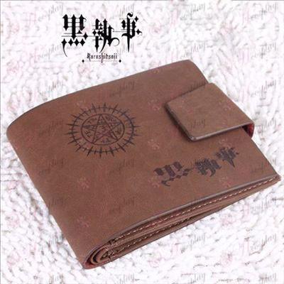 Black Butler Accessories Wallets