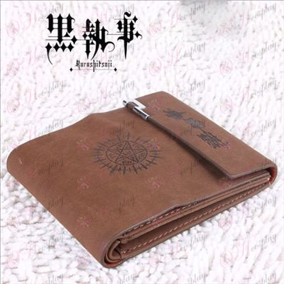 Black Butler Accessories Wallet 2