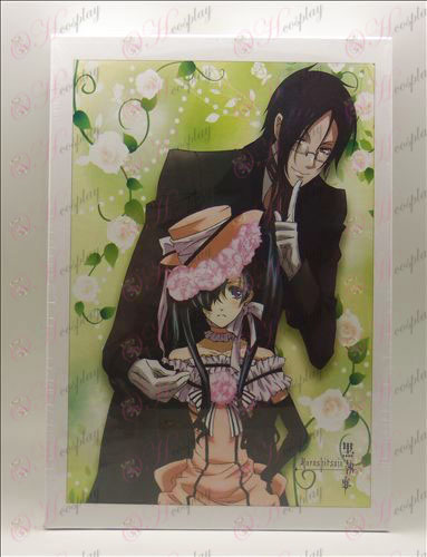 Black Butler Accessories puzzle 410