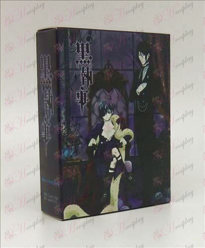 Hardcover edition of Poker (Black Butler Accessories)