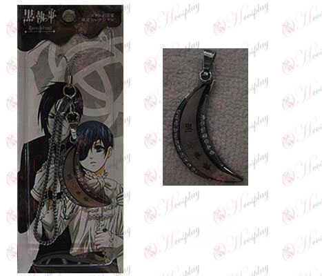 Black Butler Accessories Eagle Moon series phone chain