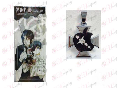 Black Butler Accessories word necklace Eagle Apple Series 0