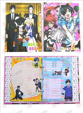Black Butler Accessories Big Classmates (The)