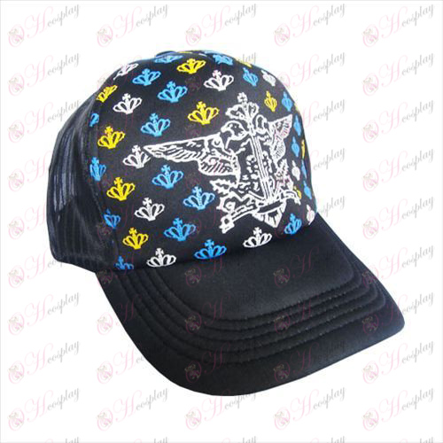 High-net cap-Black Butler Accessories logo