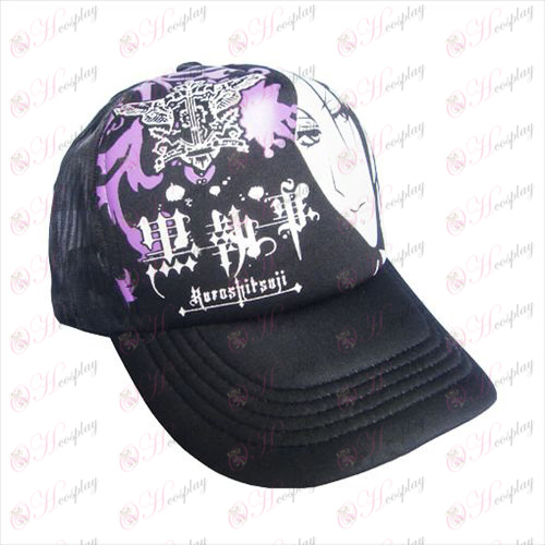 High-net cap-Black Butler Accessories