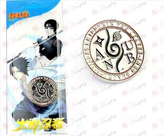 Naruto kakashi Brosche