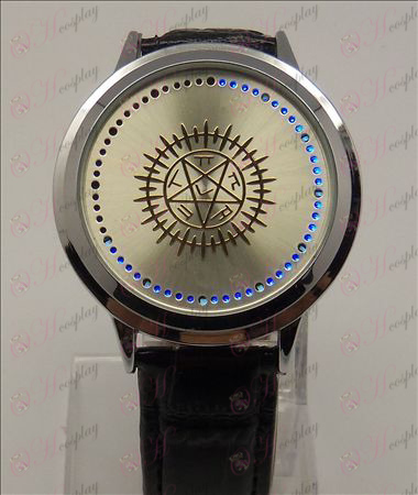 Tocco Schermo Advanced LED Watch (Black Butler Accessori)
