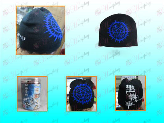 Black Butler Accessories Hat