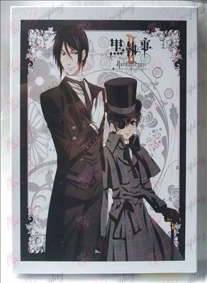 Black Butler Doplnky puzzle 10-476