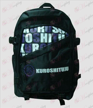Black Butler Accessories Backpack 1121