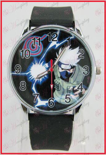Magnifique montre à quartz - Kakashi