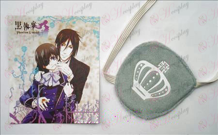 Black Butler Accessories Crown goggles
