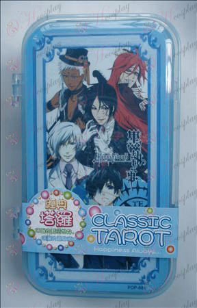 Black Butler Accessories Tarot C