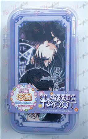 Black Butler Accessories Tarot B
