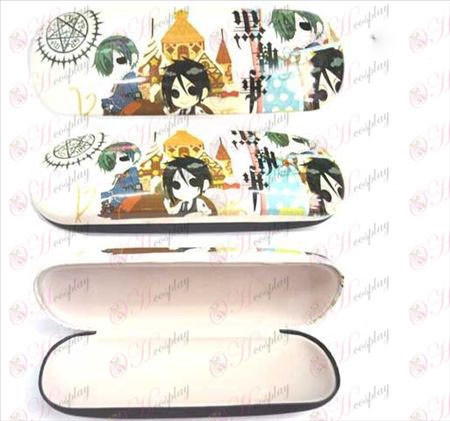 Black Butler Accessoarer Glasögon Case
