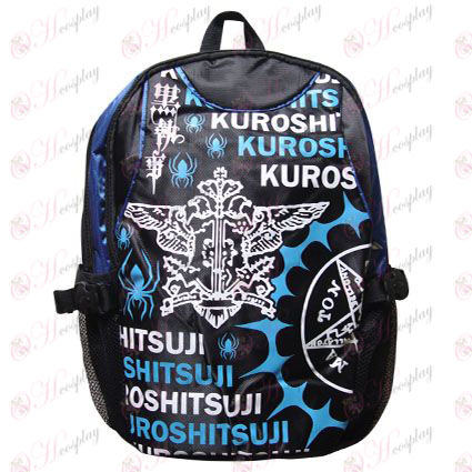 Black Butler Accessories Backpack Halloween Accessories Online Shop