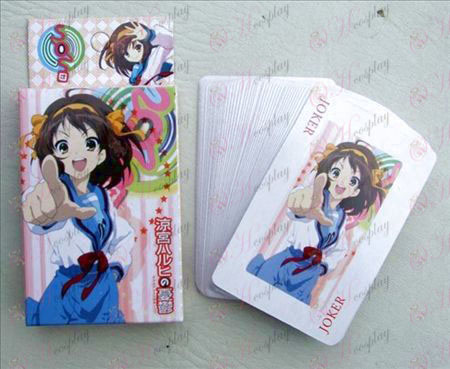 Suzumiya Poker (1)