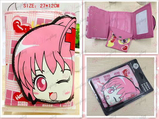 Shugo Chara! Accessories Asian Dream bulk wallet