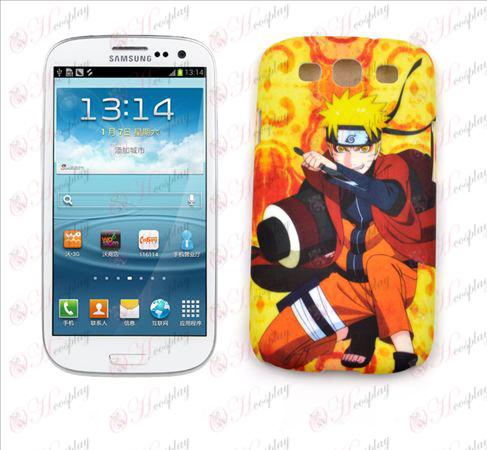 Samsung I9300 мобилен телефон черупка - Naruto 19