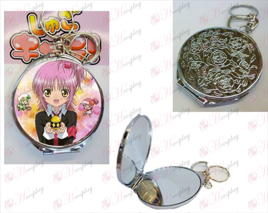 Shugo Chara! Accessories round mirror -2