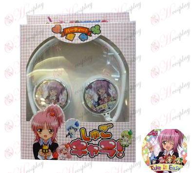 Стерео слушалки могат да бъдат сгънати комутация слушалки Shugo Chara! Аксесоари1
