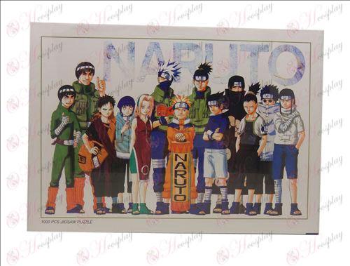 Naruto puzzle 922